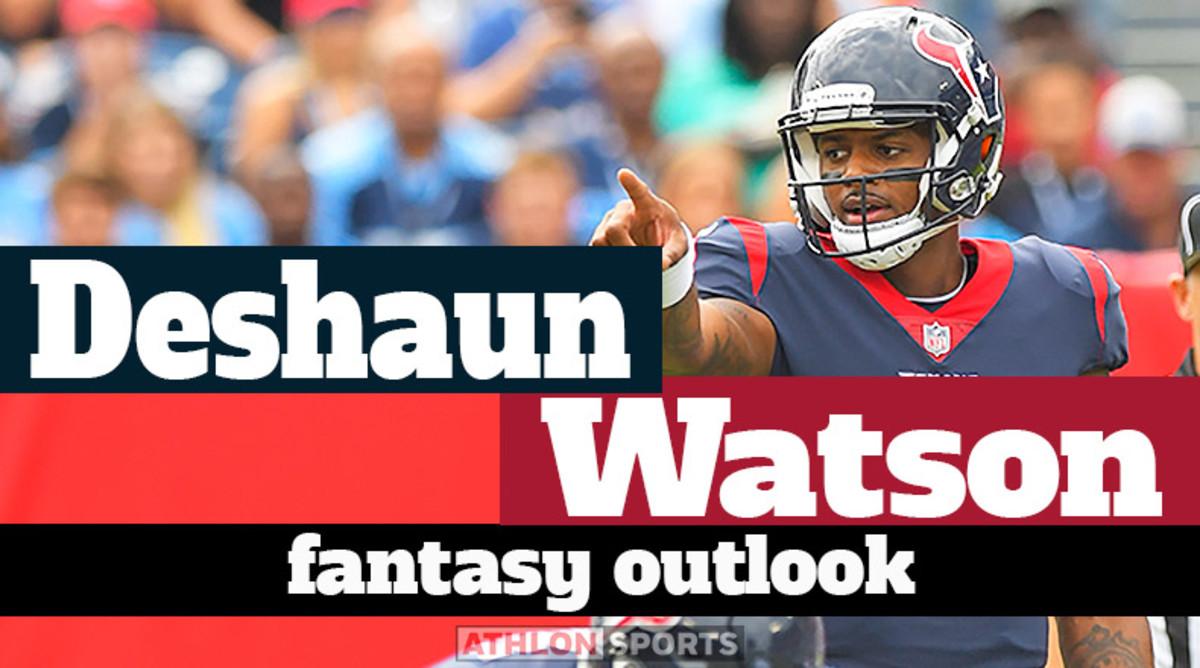 Deshaun Watson: Fantasy Outlook 2020