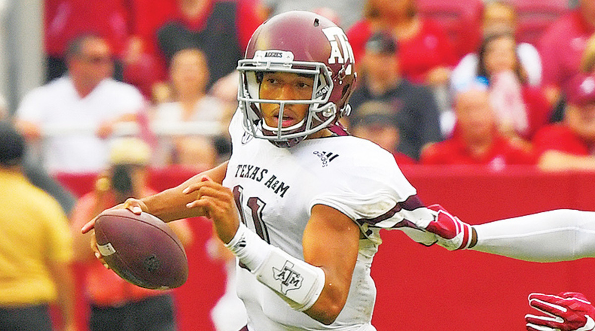 Kellen Mond, Texas A&M Aggies Football
