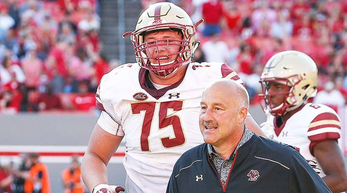 NFL Scouting Combine Watch: Chris Lindstrom