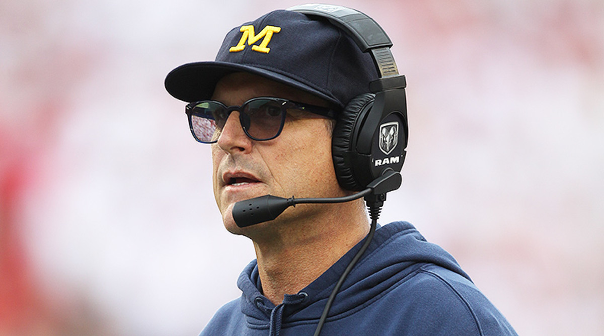 Jim Harbaugh: Is it Time for Michigan to Make a Coaching Change?