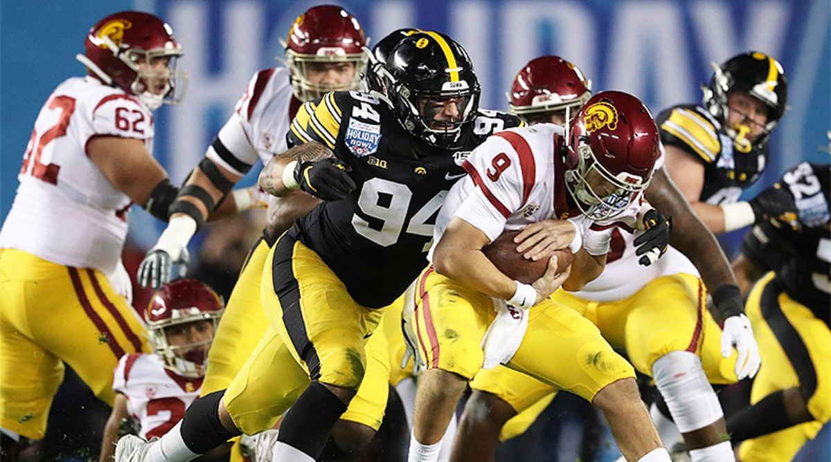 Iowa Football: Hawkeyes Honor Hayden Fry in the Holiday Bowl, and Beyond