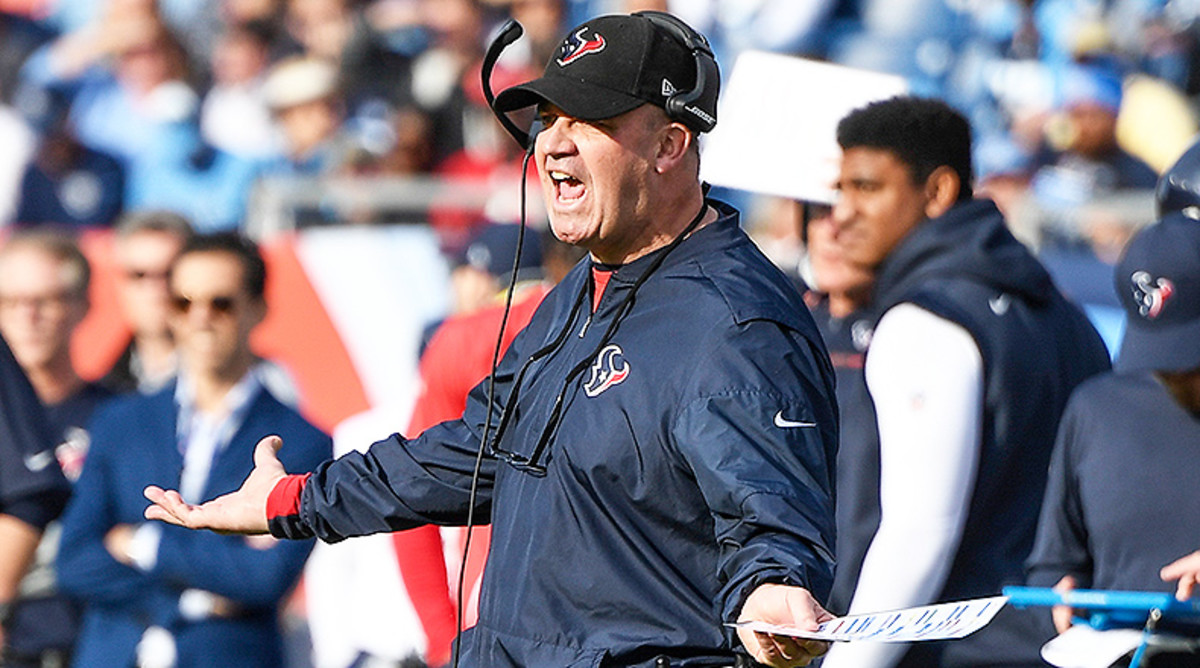 Houston Texans: Bill O'Brien's Puzzling Trade Changes Complexion of AFC South