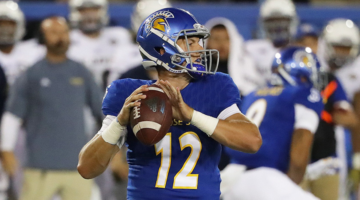 San Jose State vs. Air Force Football Prediction and Preview