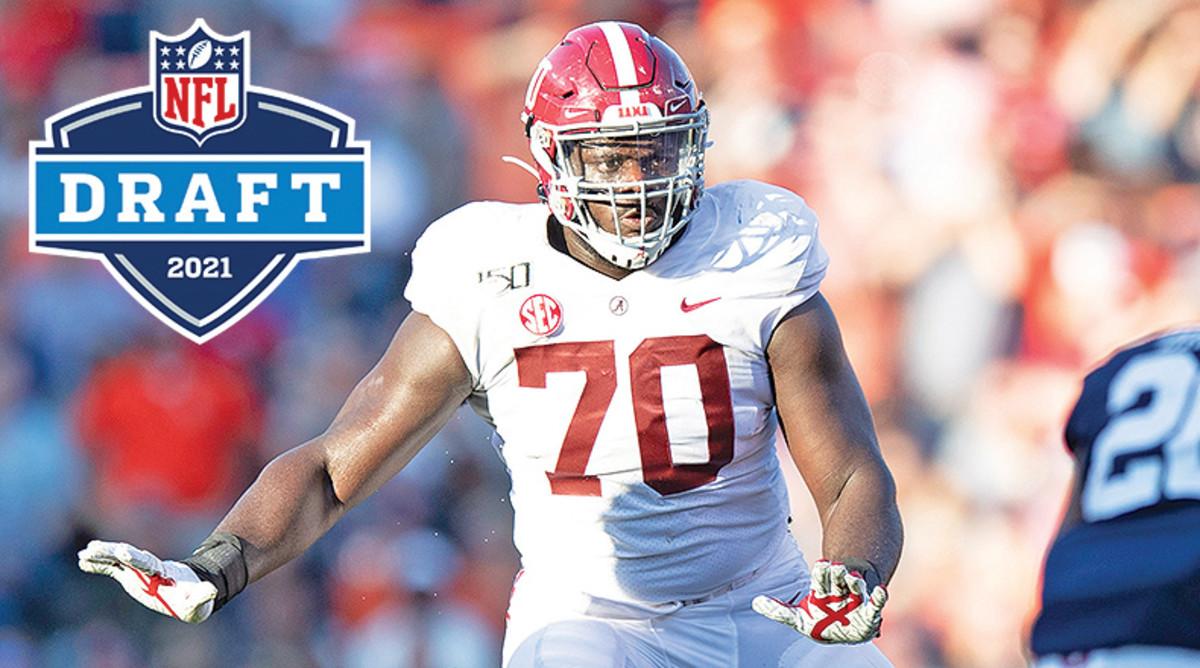 2021 NFL Draft Profile: Alex Leatherwood