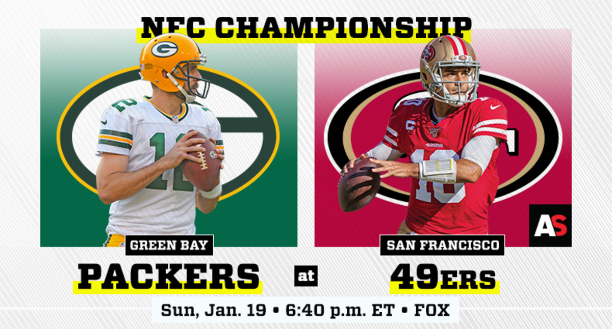 NFC Championship Prediction and Preview: Green Bay Packers vs. San Francisco 49ers