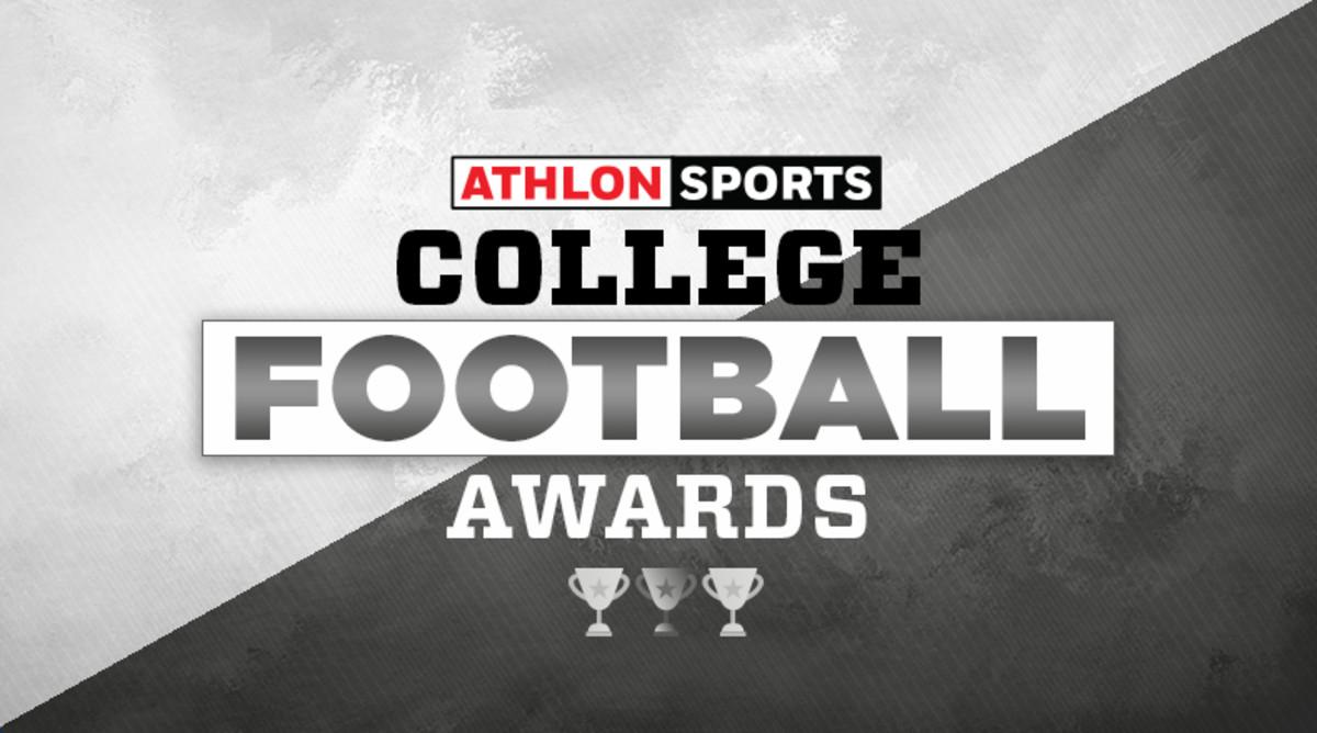 College Football Week 12 Awards