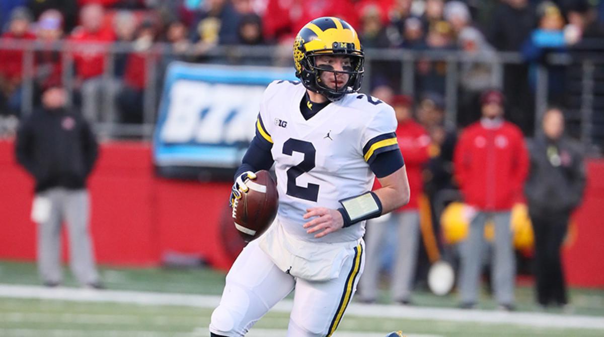 Michigan Football: Shea Patterson