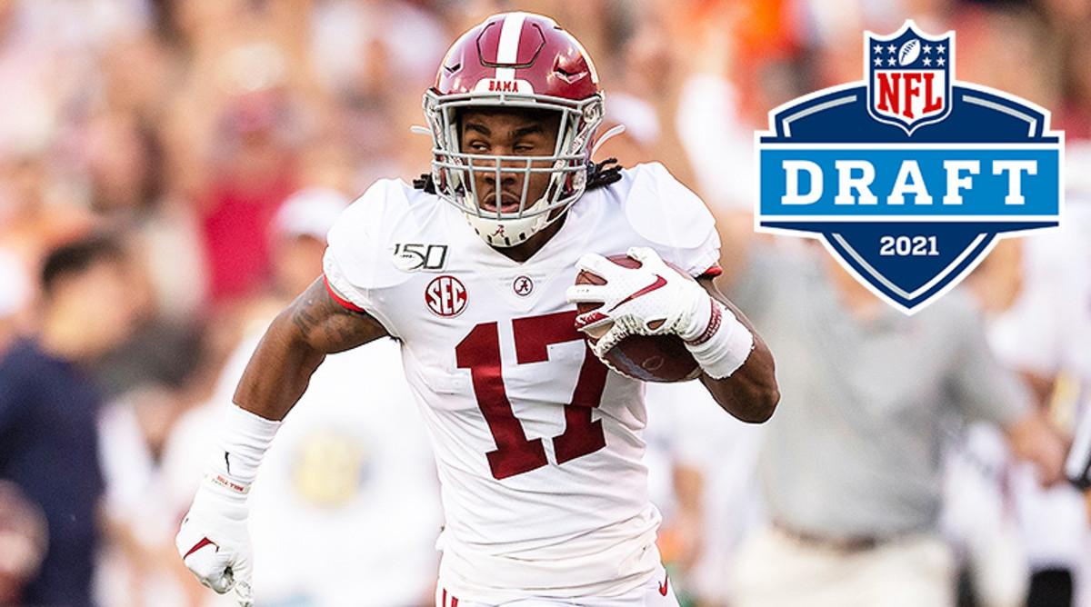 2021 NFL Draft Profile: Jaylen Waddle