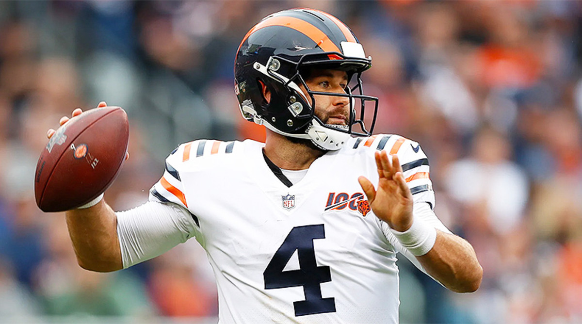 Chicago Bears: 5 Observations From Sunday's Win Over the Minnesota Vikings