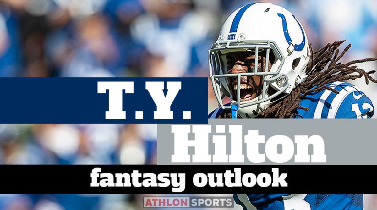 T.Y. Hilton: Fantasy Outlook 2020