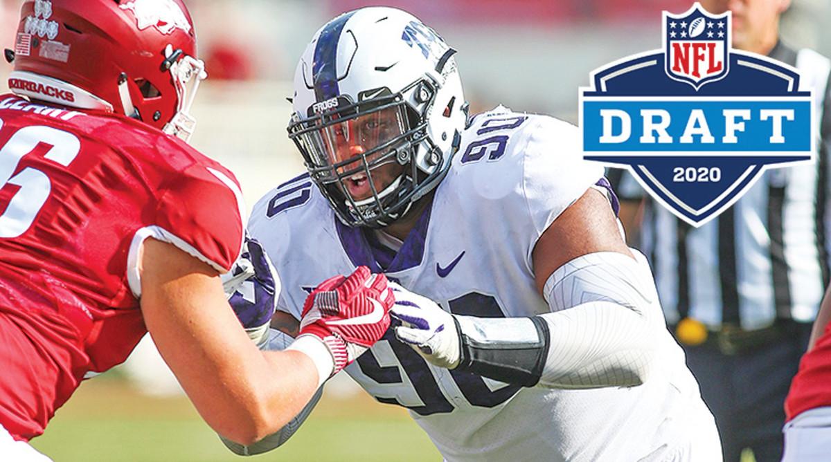2020 NFL Draft: Defensive Tackle Rankings