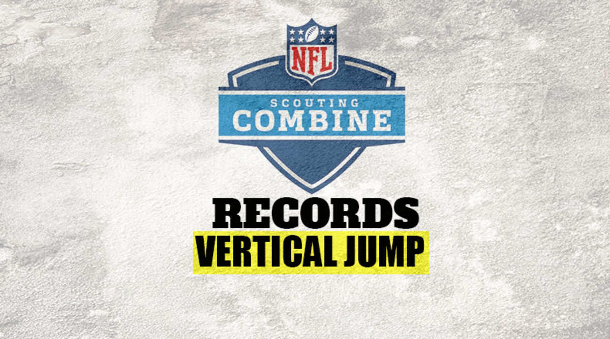 NFL Combine vertical jump record