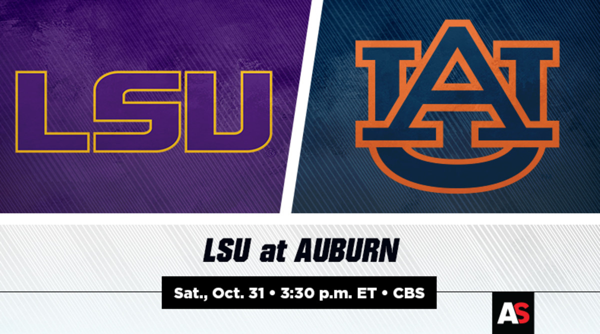 LSU vs. Auburn Football Preview and Prediction