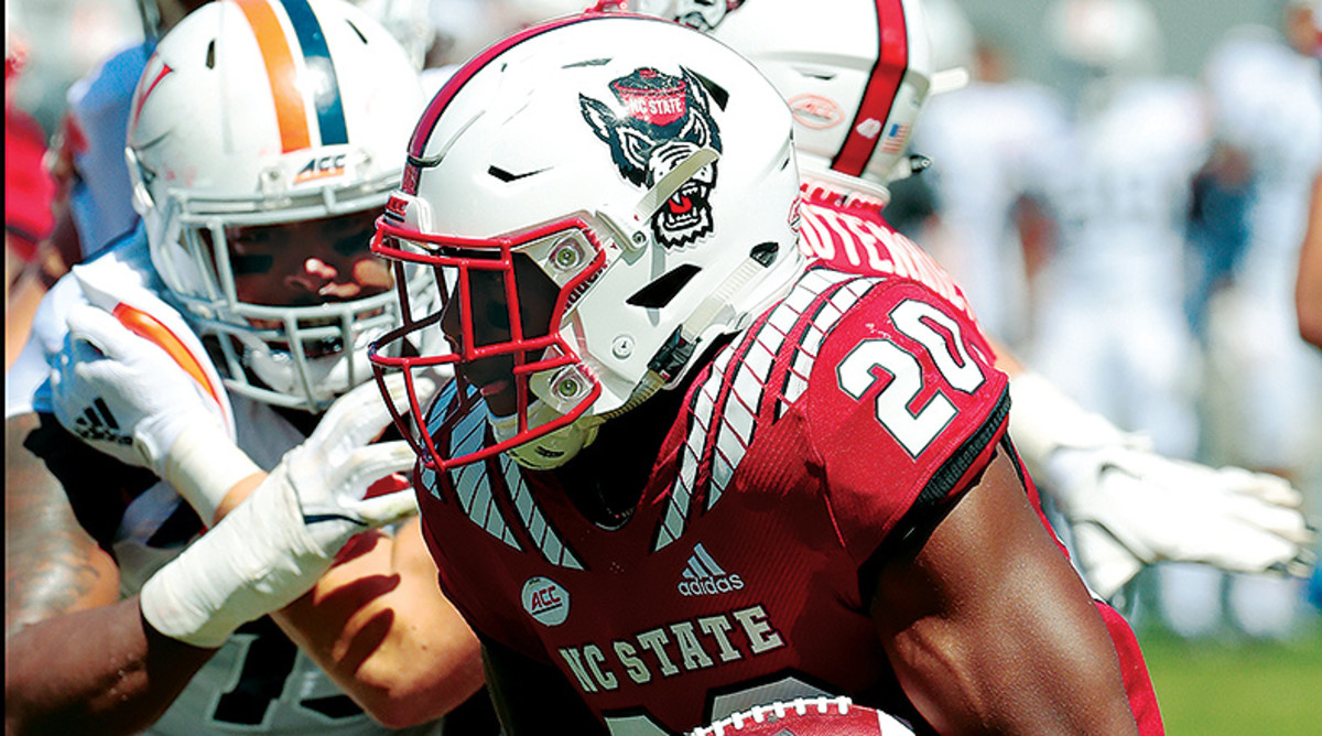 Ricky Person Jr., NC State Wolfpack