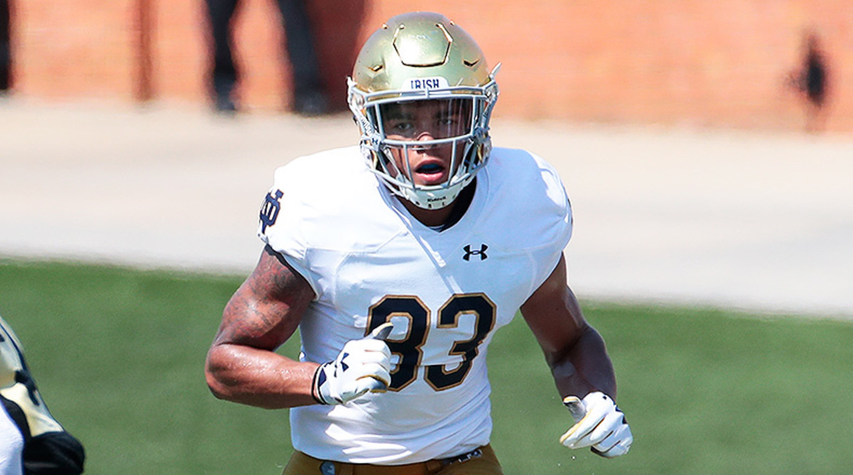 2020 NFL Draft: You Want Chase Claypool on Your Team