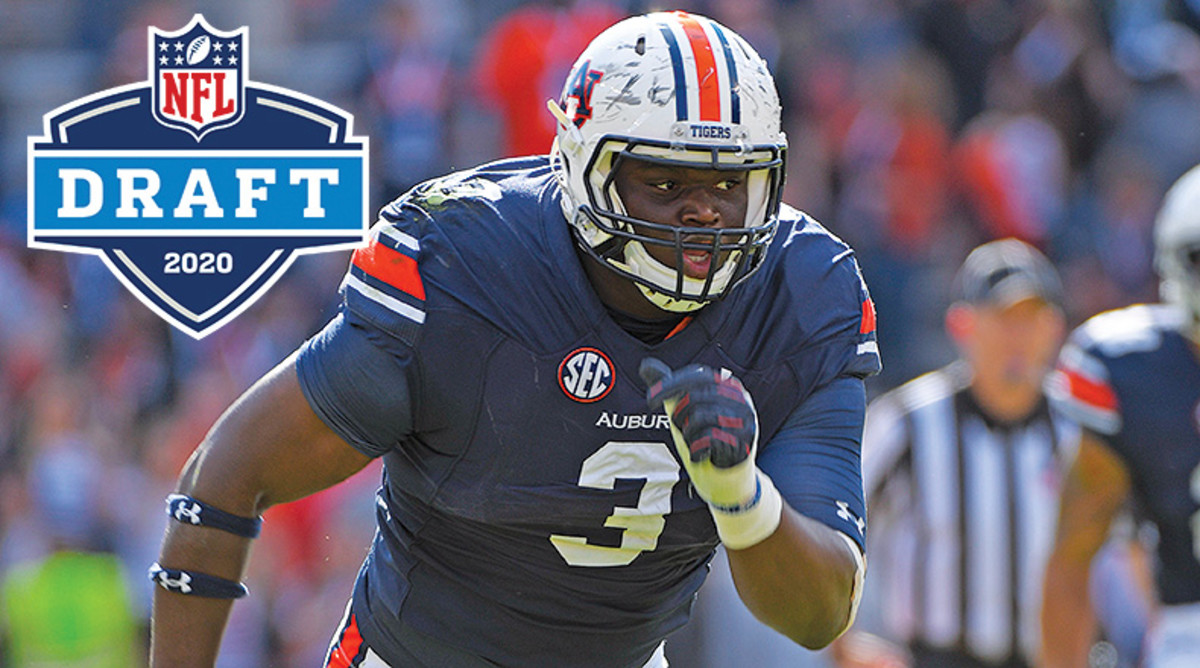 2020 NFL Draft Profile: Marlon Davidson