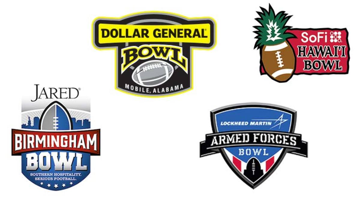 College Football Bowl Games on TV Today (Saturday, Dec. 22)