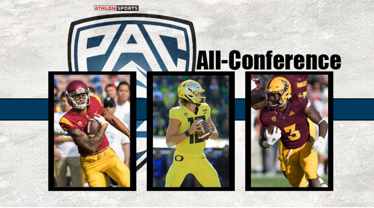Pac-12 Football 2019 All-Conference Team