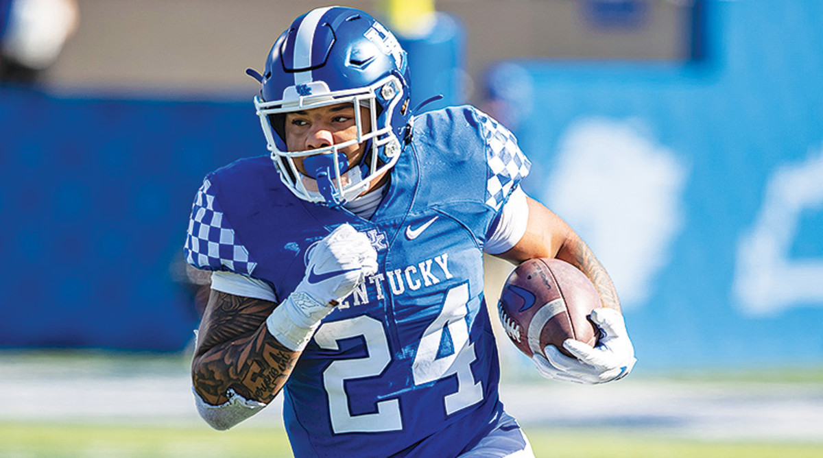 Chris Rodriguez Jr., Kentucky Wildcats Football