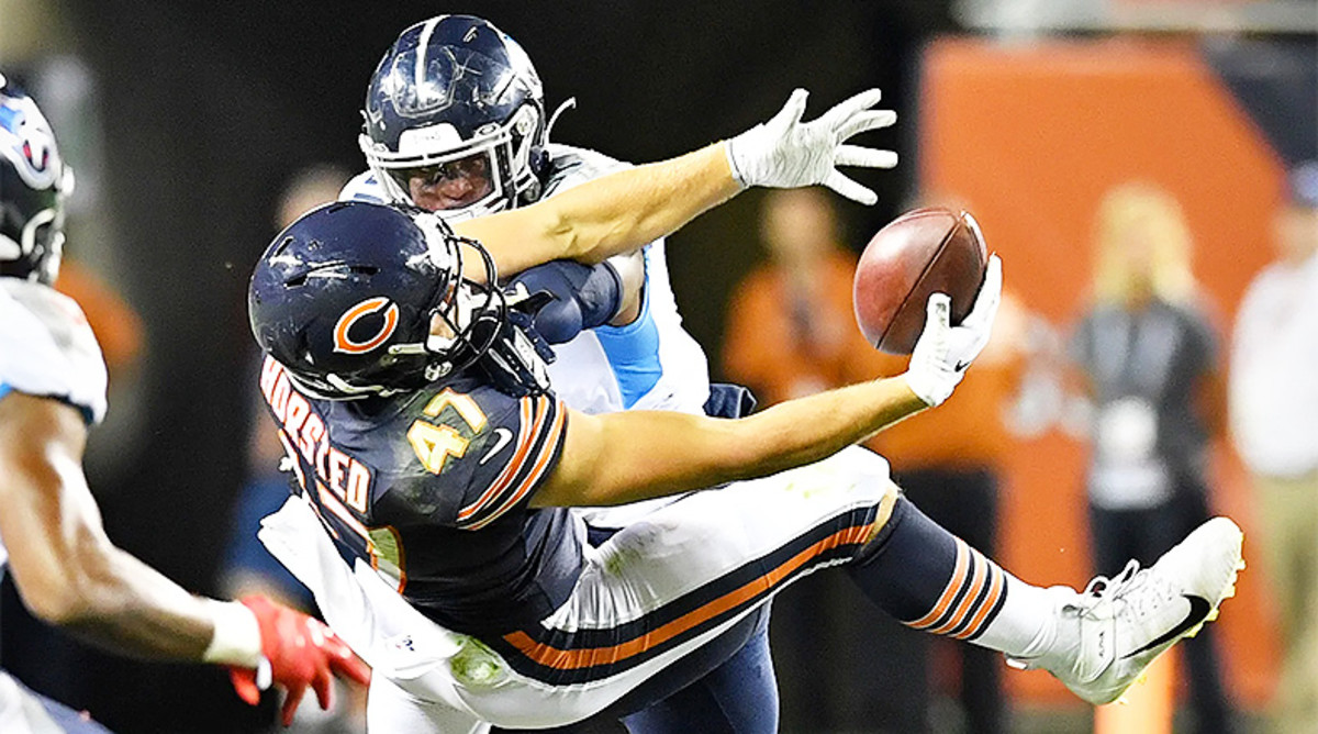 Chicago Bears: Players Who've Earned a Spot on the Practice Squad