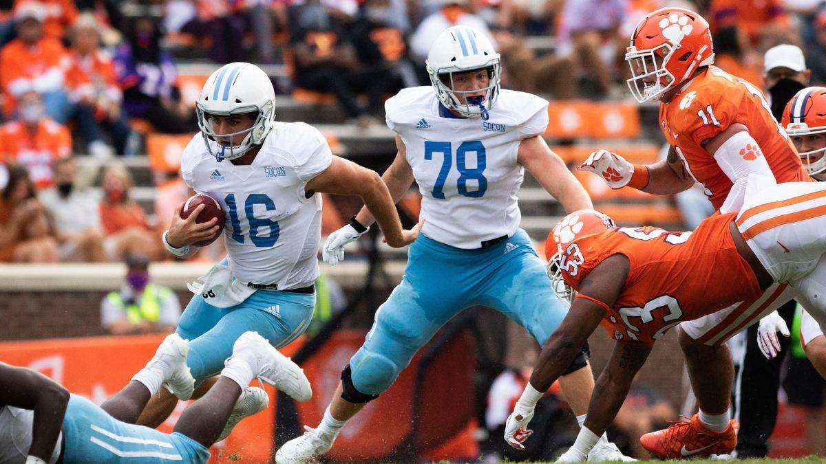 Eastern Kentucky (EKU) vs. The Citadel Football Prediction and Preview