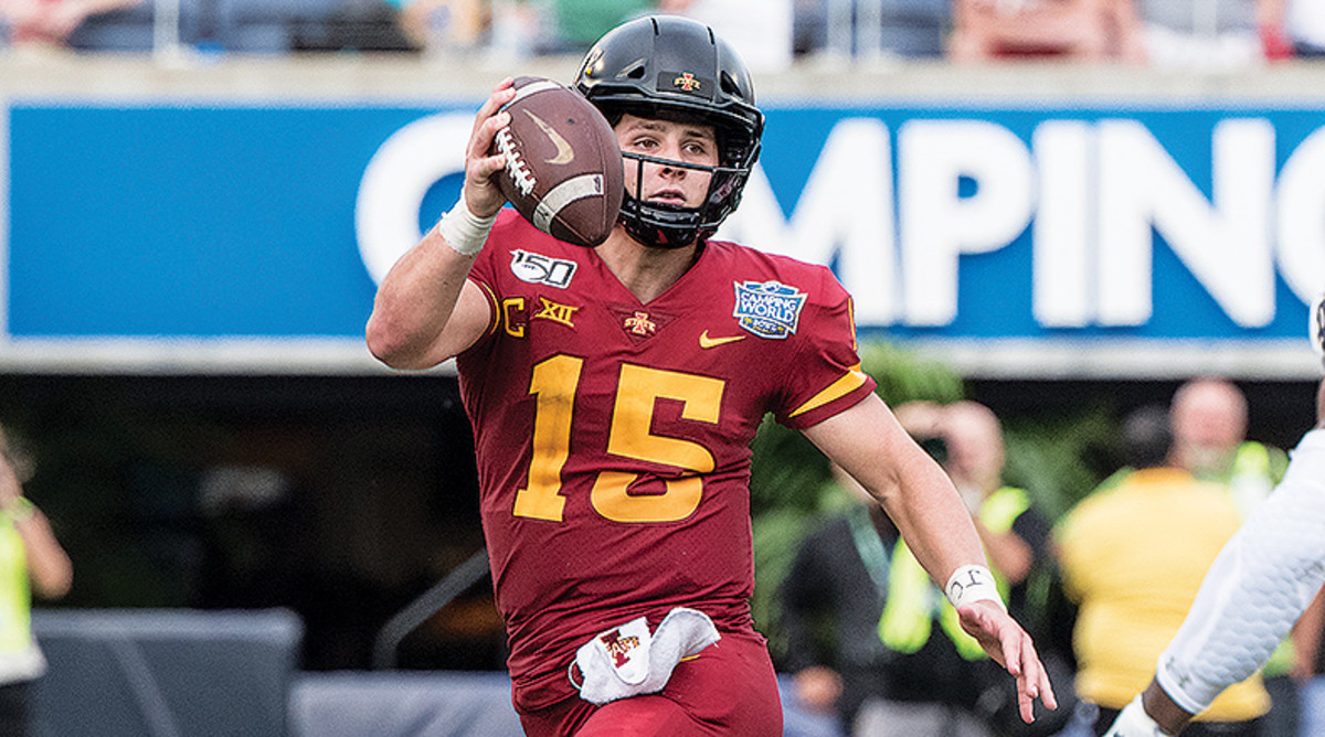 Iowa State Football: 2020 Cyclones Season Preview and Prediction
