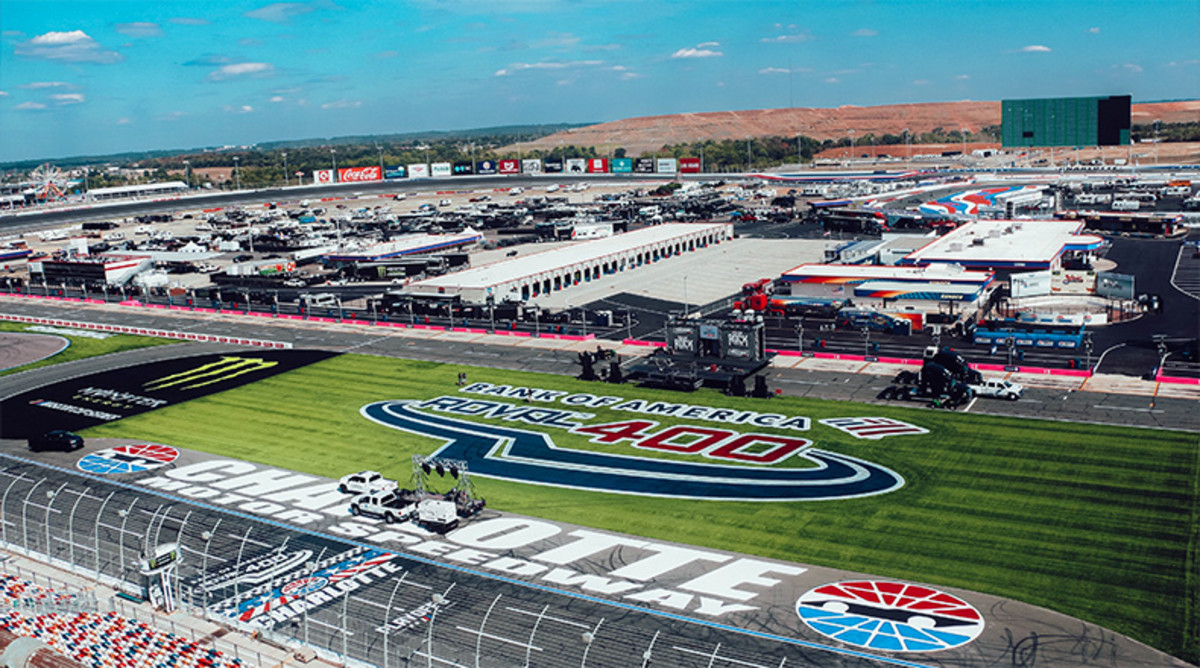 Bank of America ROVAL 400 (Charlotte) Preview and Fantasy Predictions