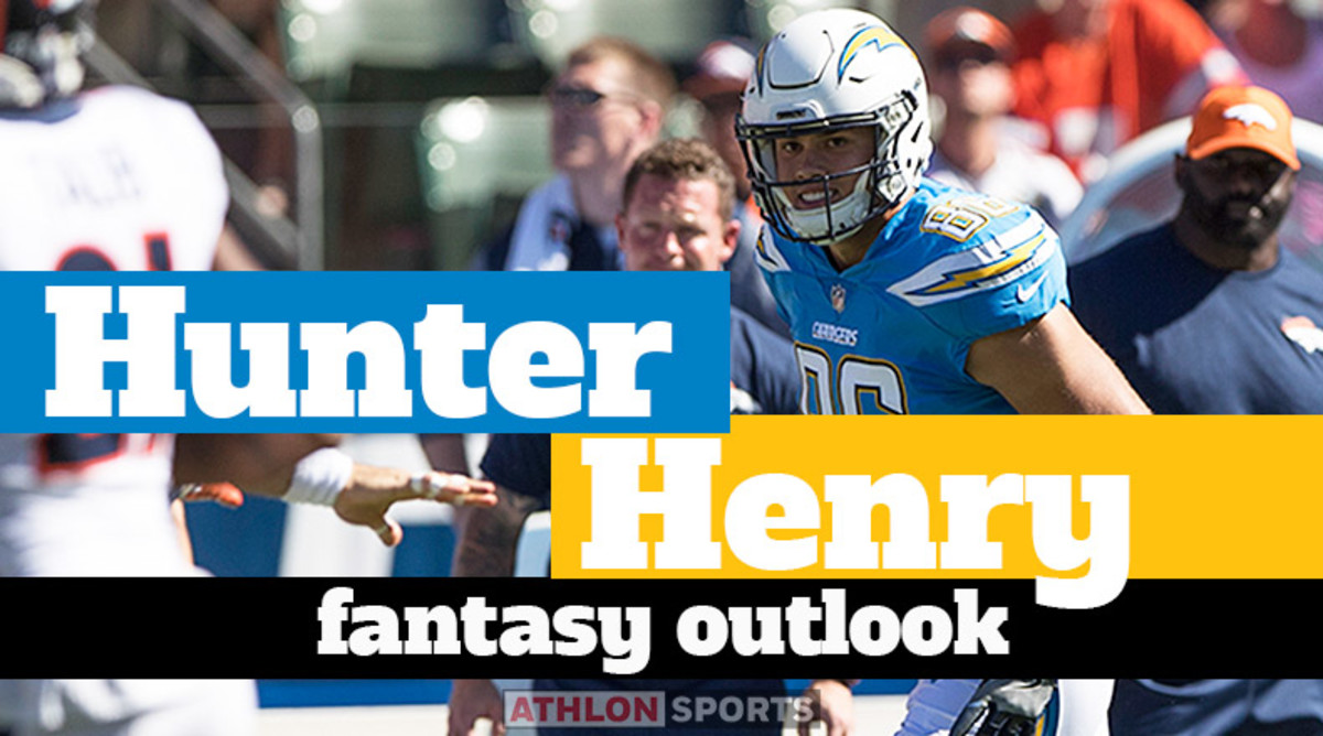 Hunter Henry: Fantasy Outlook 2020