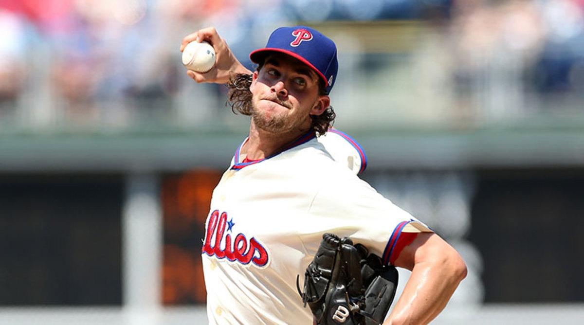Philadelphia Phillies: Aaron Nola