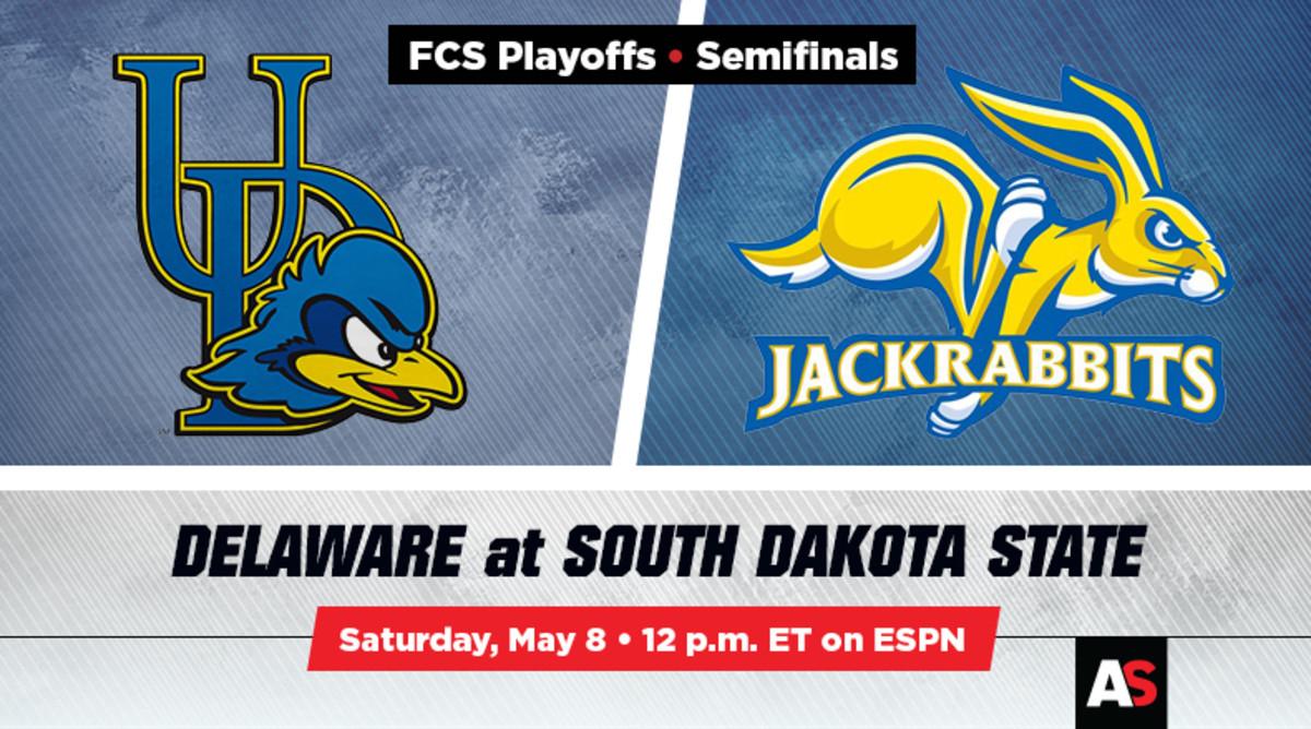 FCS Semifinals Prediction and Preview: Delaware vs. South Dakota State