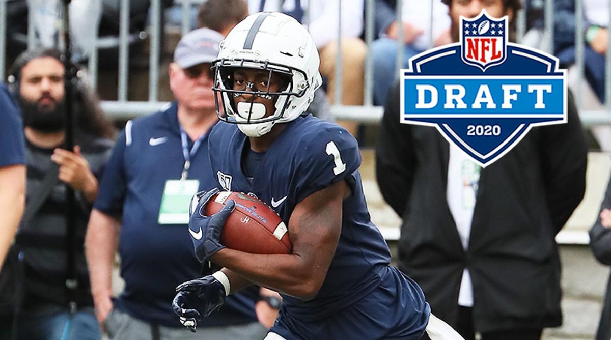2020 NFL Draft Profile: KJ Hamler