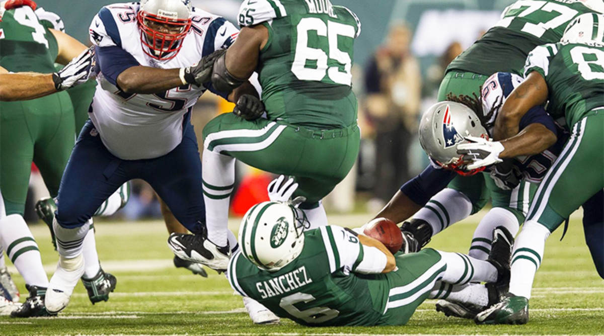New England Patriots vs. New York Jets: 5 Most Memorable Moments in the Rivalry