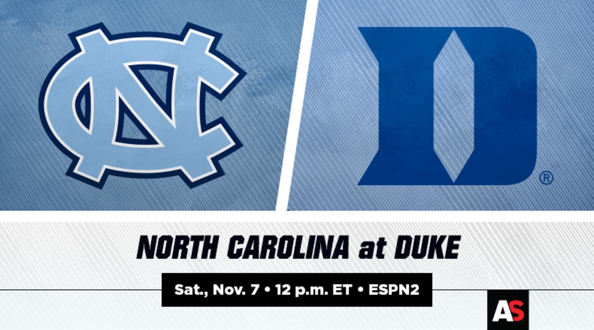 North Carolina (UNC) vs. Duke Football Prediction and Preview
