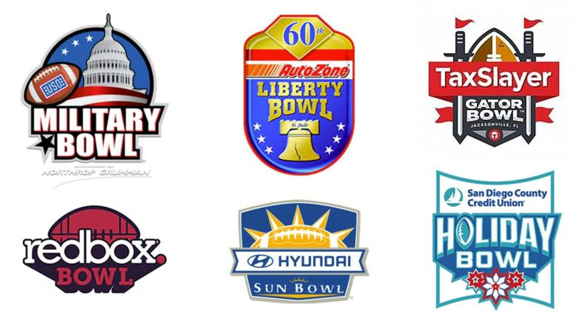 College Football Bowl Games on TV Today (Monday, Dec. 31)