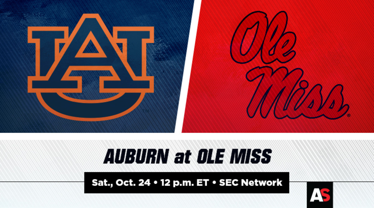 Auburn vs. Ole Miss Football Prediction and Preview