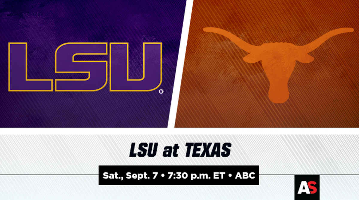 LSU vs. Texas Football Prediction and Preview