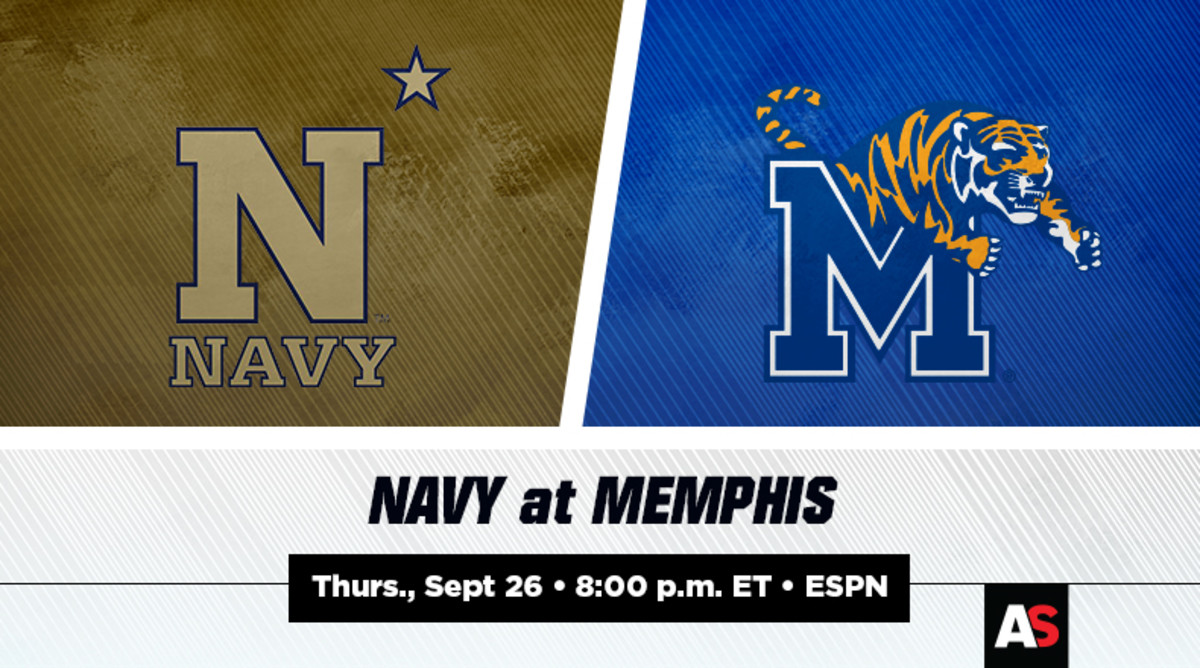 Navy vs. Memphis Football Prediction and Preview
