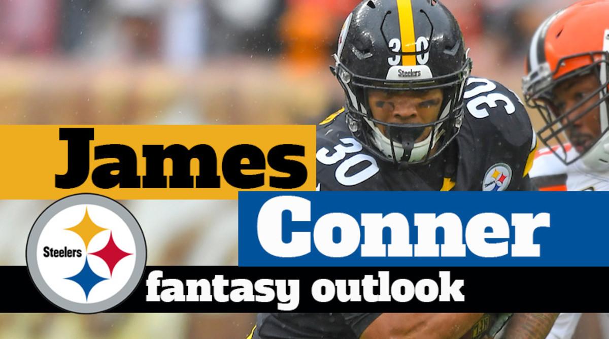 James Conner: Fantasy Outlook 2019
