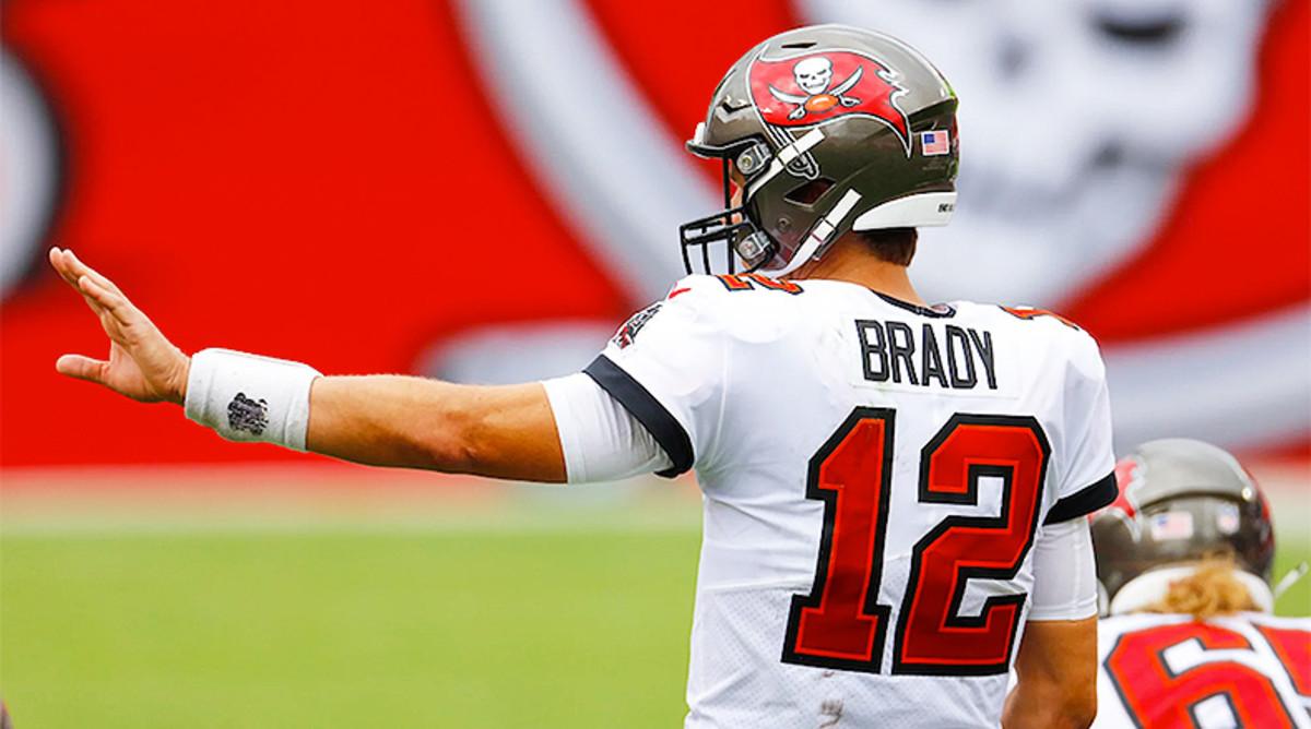 Tom Brady, Tampa Bay Buccaneers