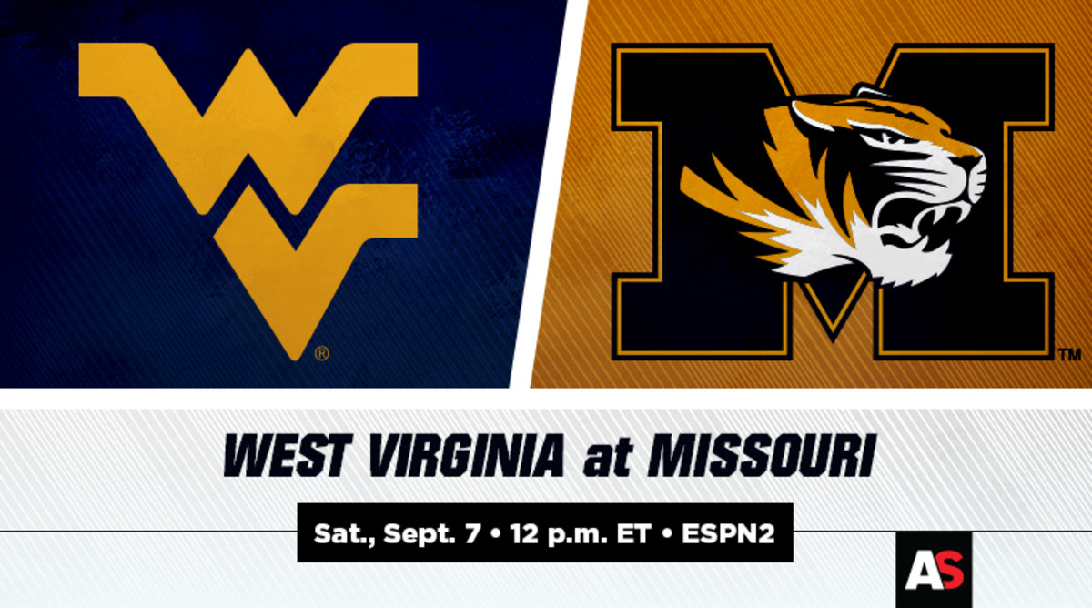 West Virginia vs. Missouri Football Prediction and Preview
