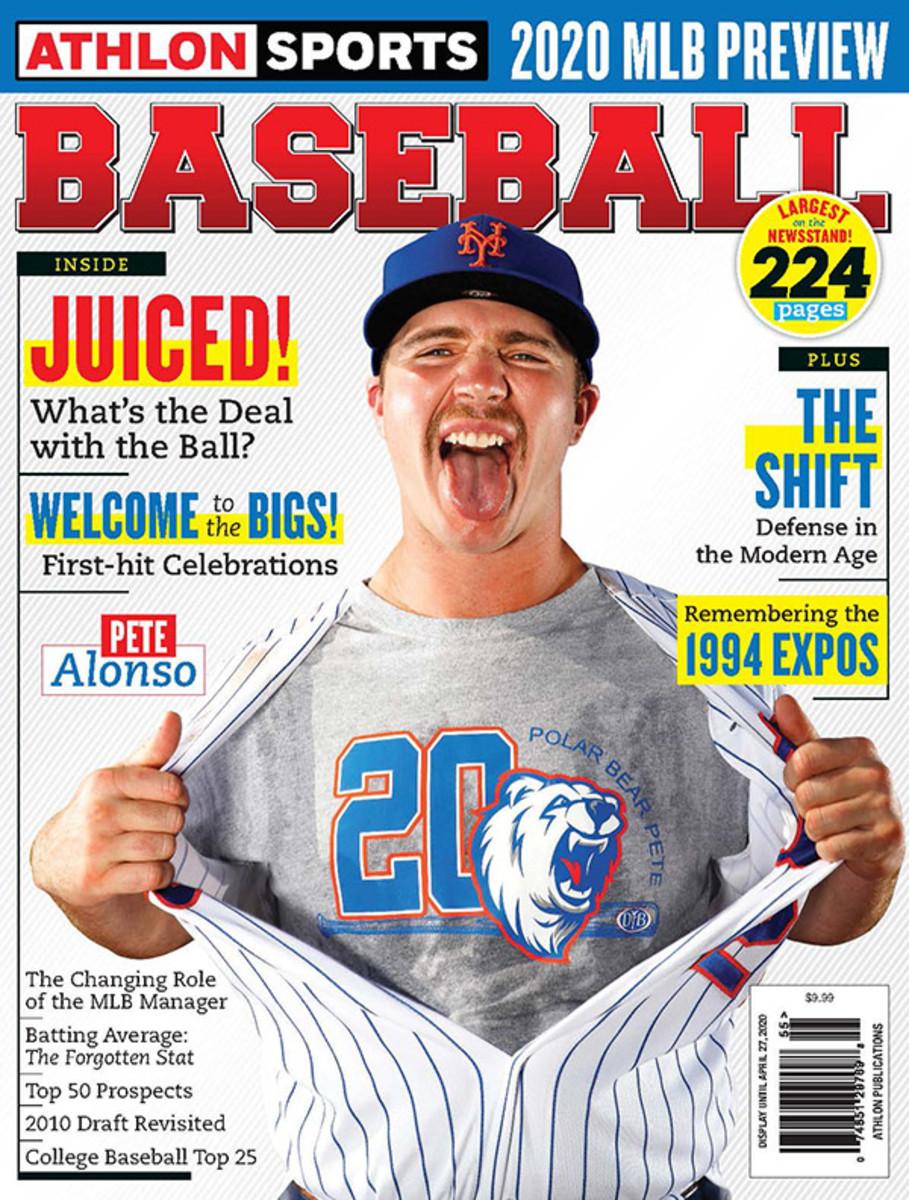 2020 Athlon Sports Baseball Preview