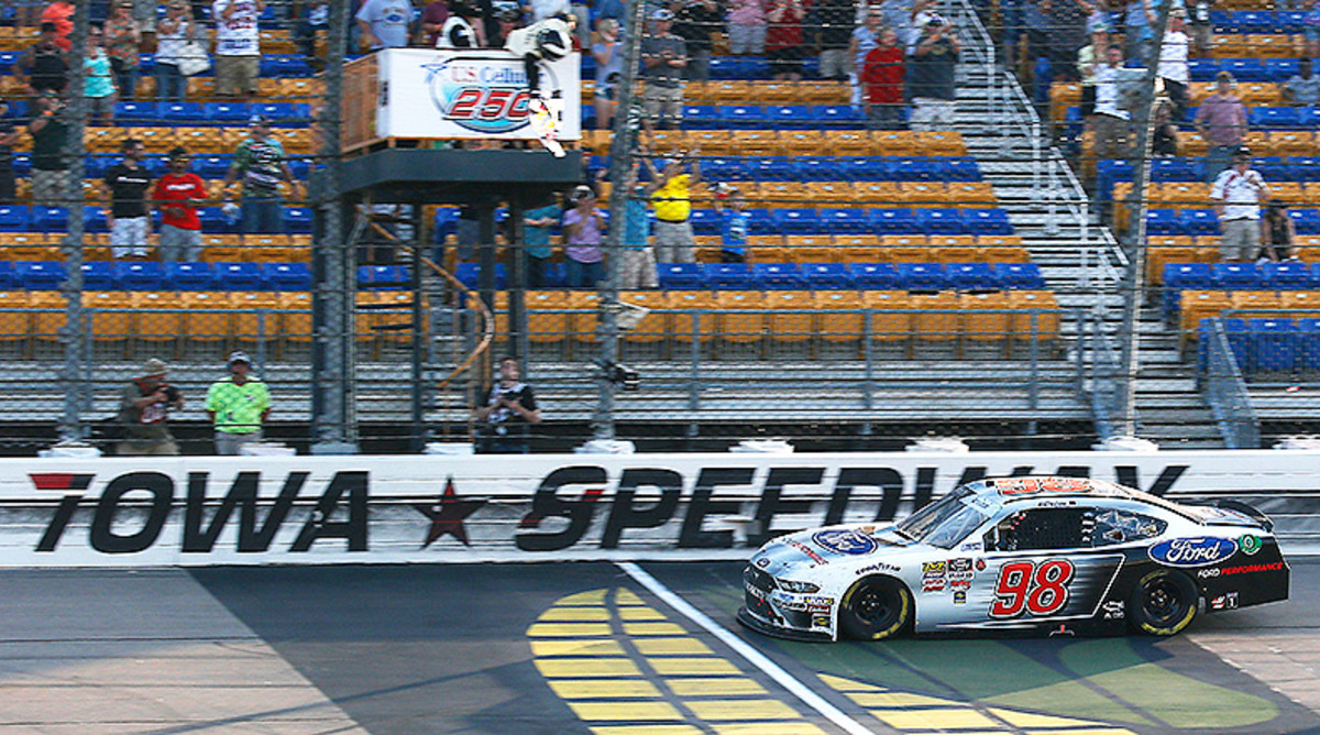 5 NASCAR Tracks of the Future