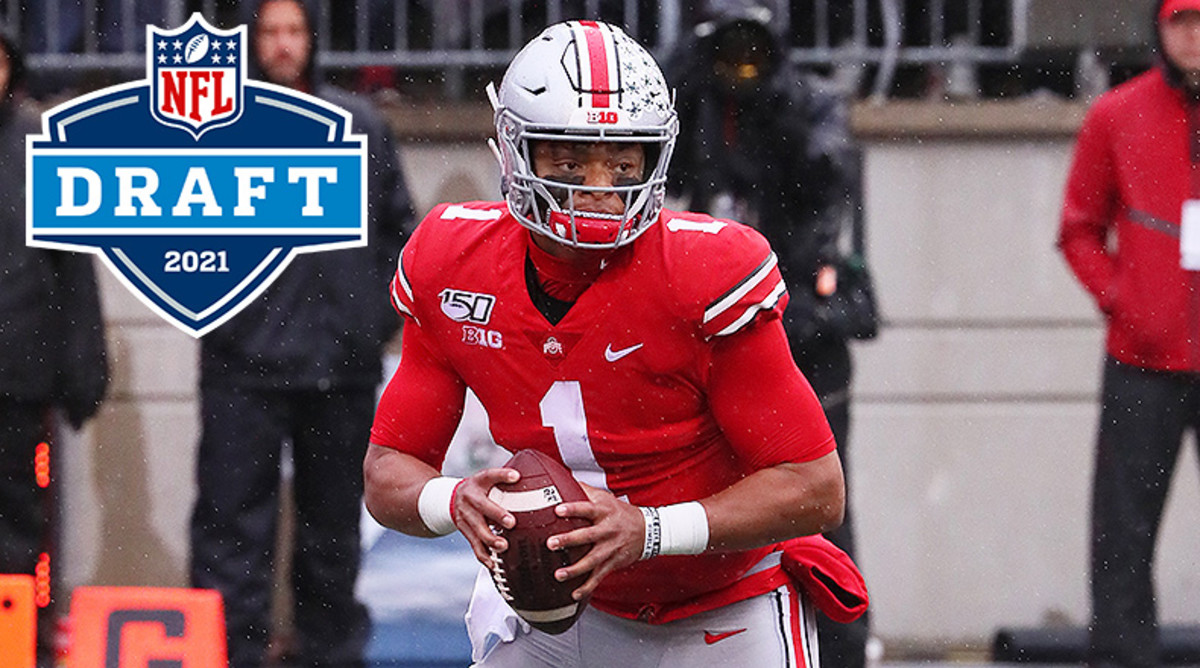 2021 NFL Mock Draft: First-Round Predictions (Trades Edition)