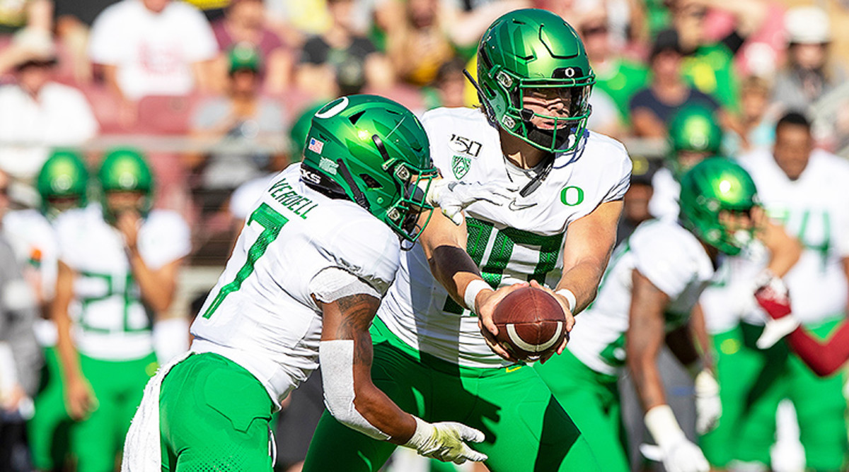 Oregon Football: Ducks' Hunt for the College Football Playoff Now Official