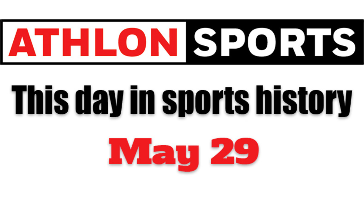 This Day in Sports History: May 29