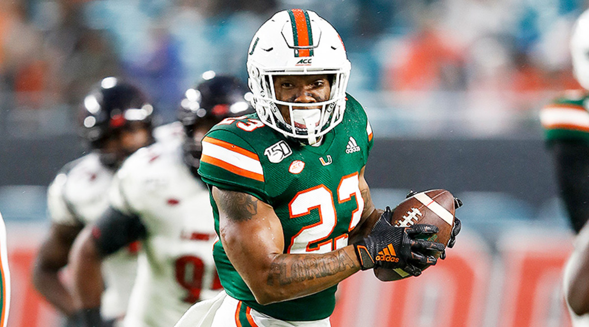 ACC Football: 11 Players Who Will Replace NFL Draft Early Entrants in 2020