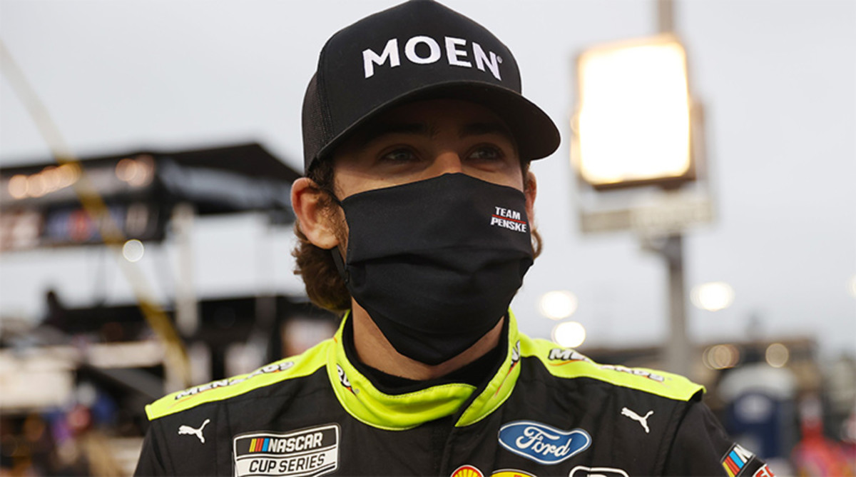 Ryan Blaney Q&A: NASCAR Driver Talks About His Development, His Future, and More