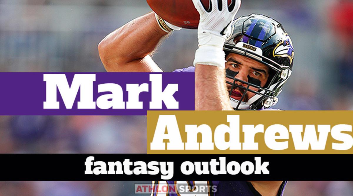 Mark Andrews: Fantasy Outlook 2020