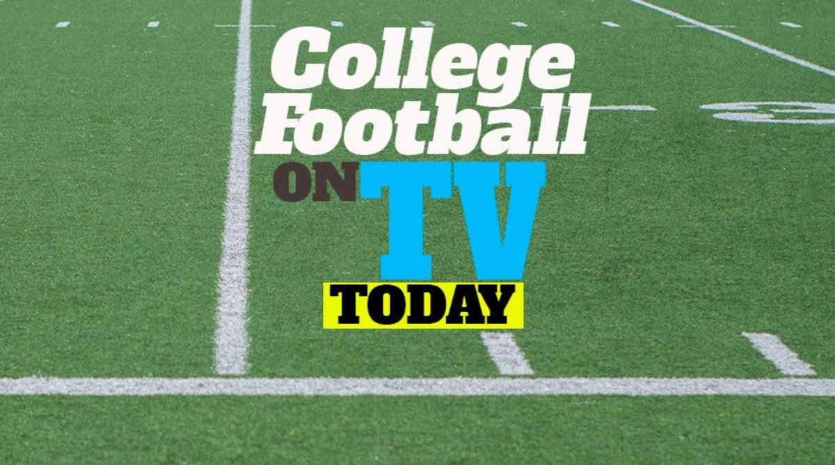 College Football Games on TV Today (Tuesday, Nov. 12)