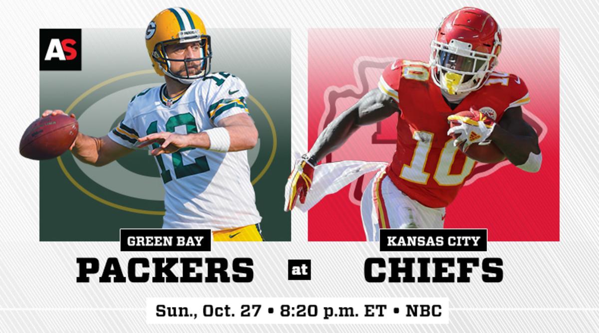 Sunday Night Football: Green Bay Packers vs. Kansas City Chiefs Prediction and Preview